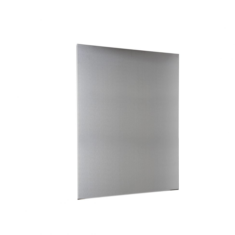 Fond de hotte aluminium