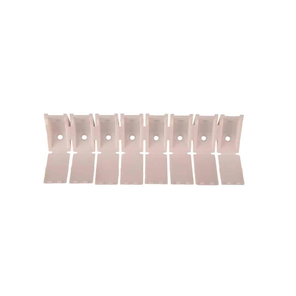 Taquets de meuble blanc
