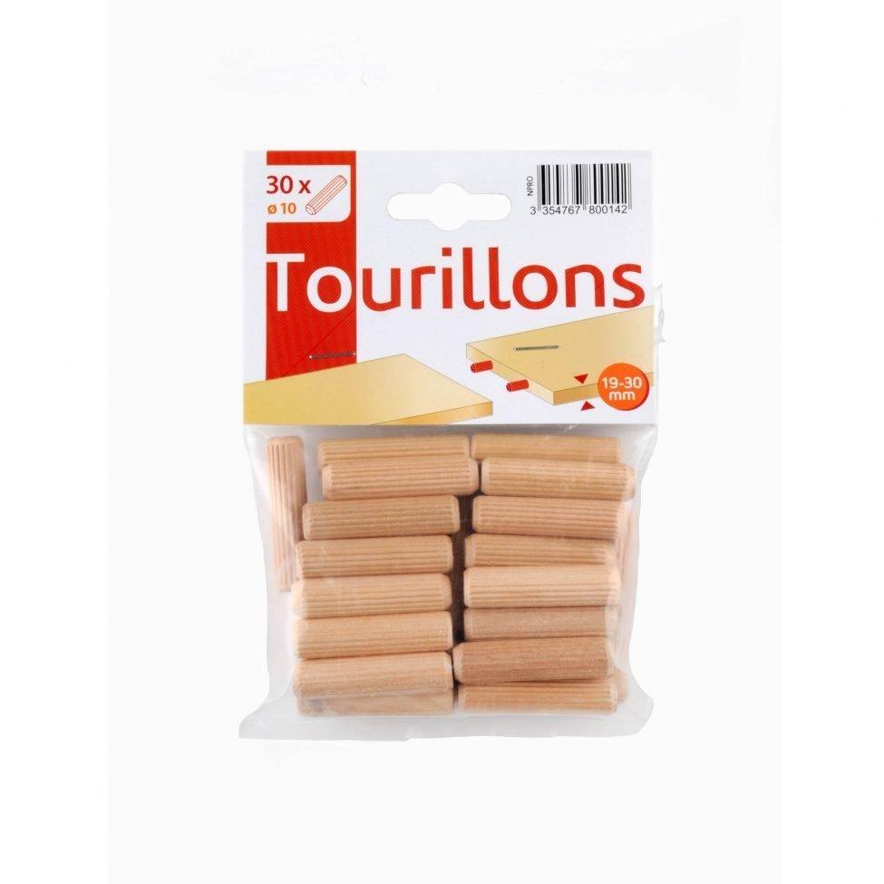 Tourillons