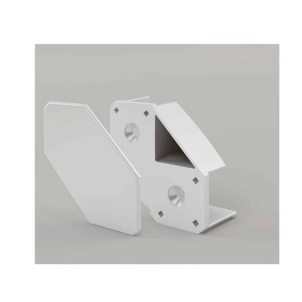 Cubix blanc