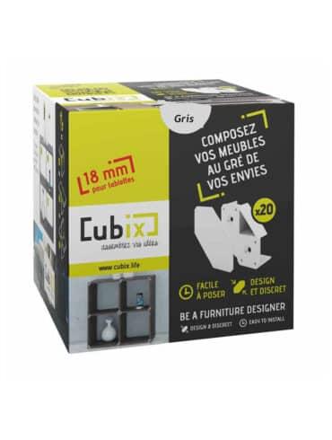 Cubix gris