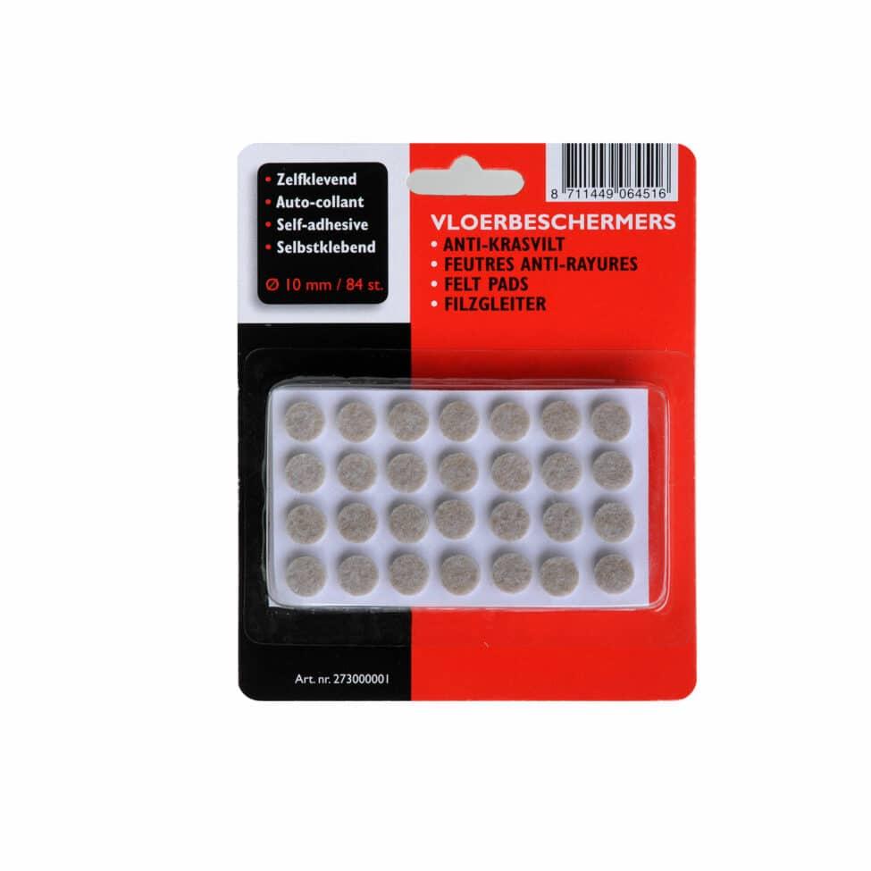 Feutre anti-rayures 10mm