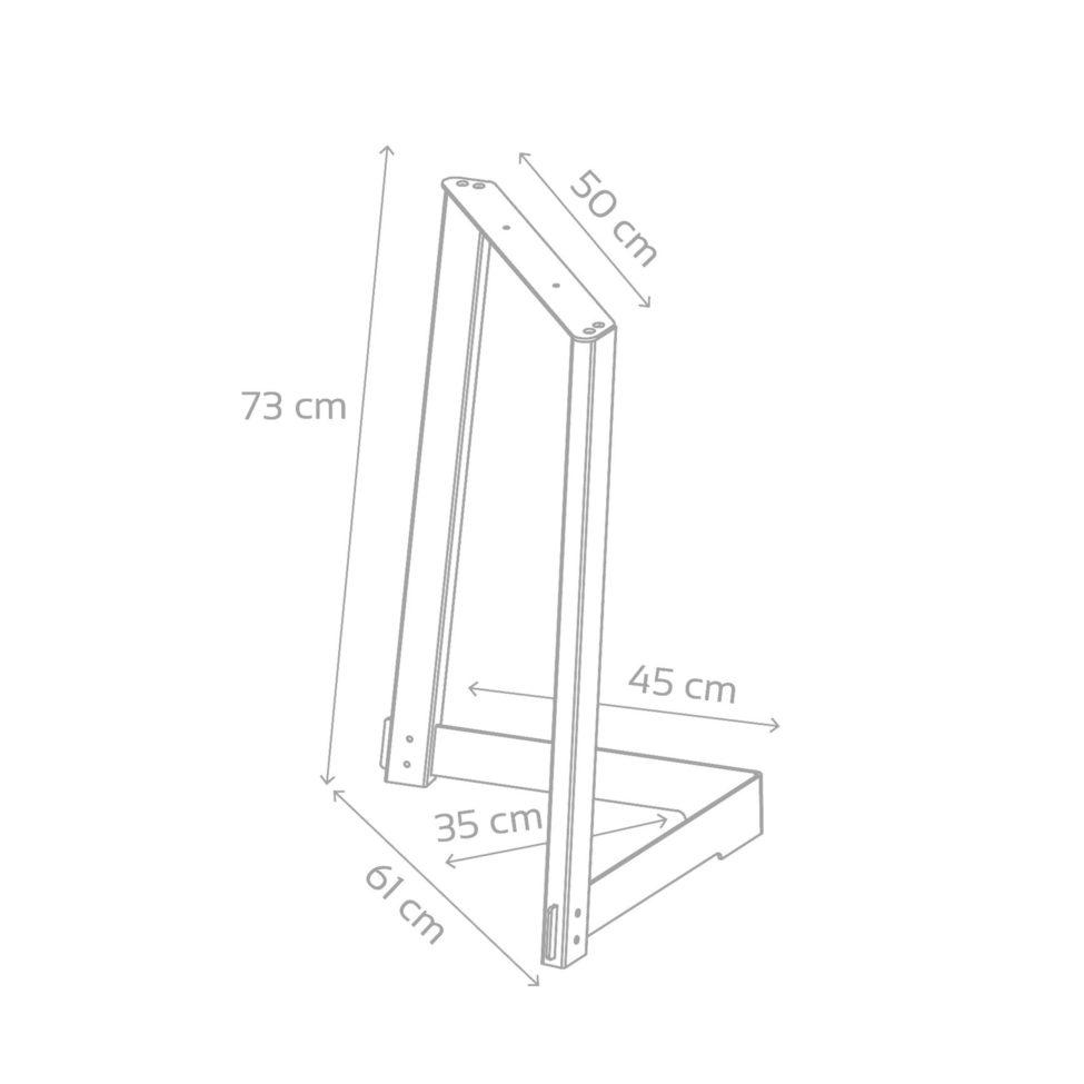 pieds-design-VEGA-dimensions