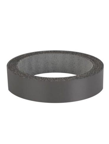 Bande de chant pré-encollée gris anthracite 23mm