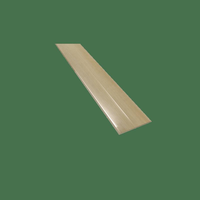 Profil gold métallisé