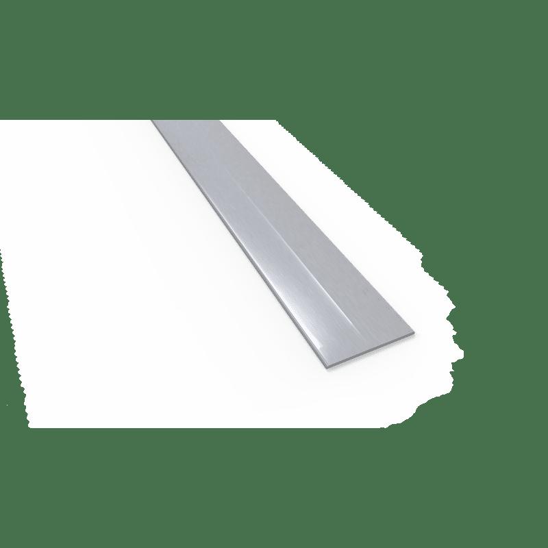 Profil argent métallisé
