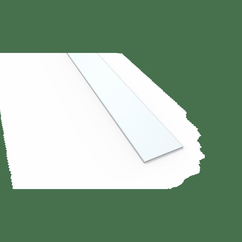 Profil blanc à peindre