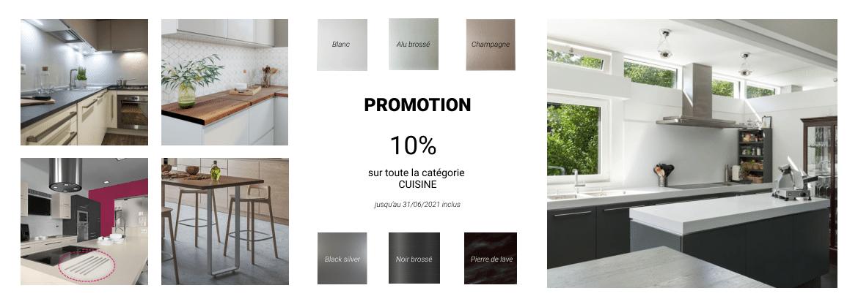 Promotion cuisine